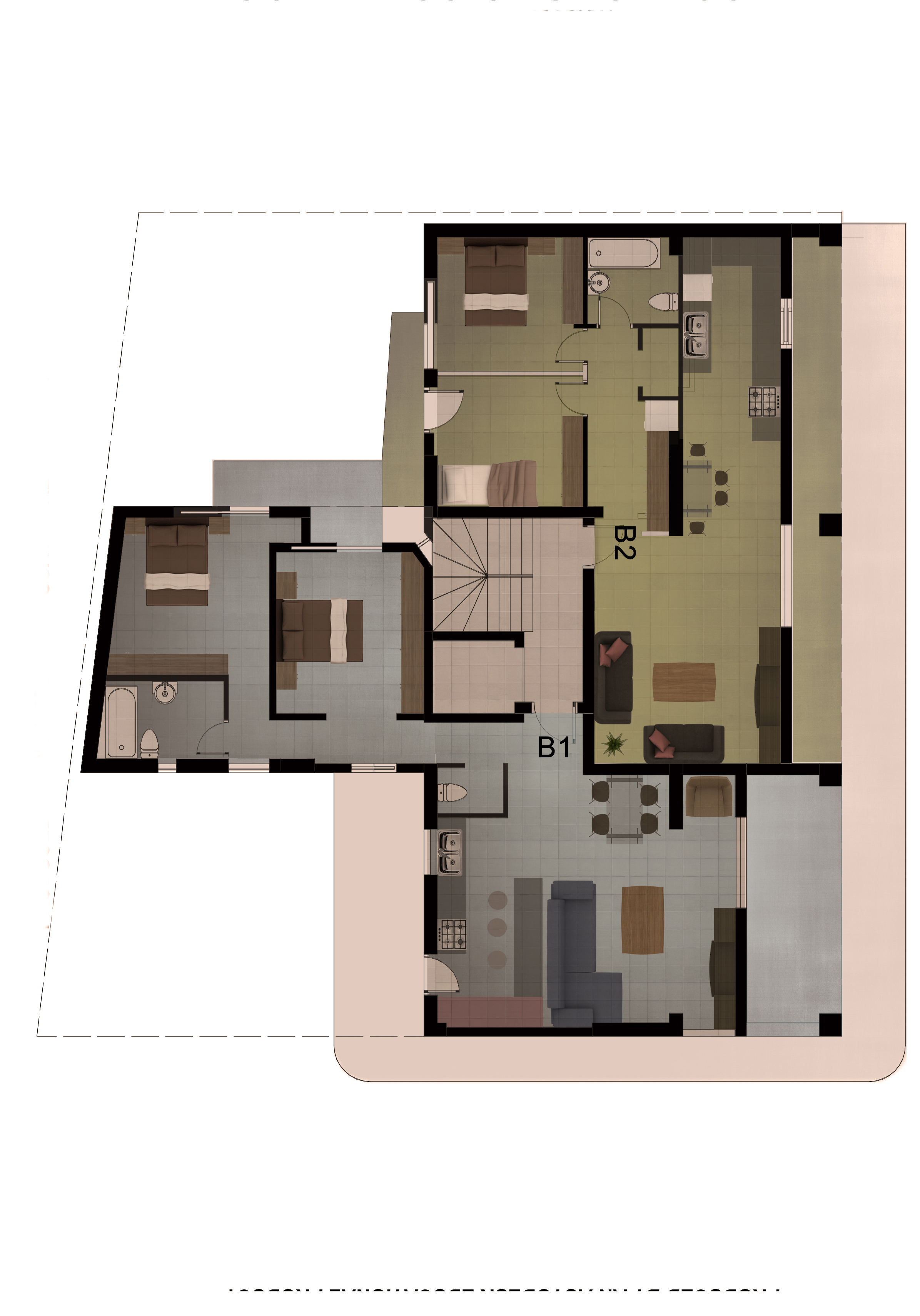 Plan 2nd Floor