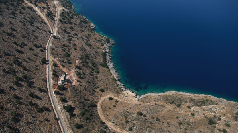 Ideal plot for hotel in Kefalonia