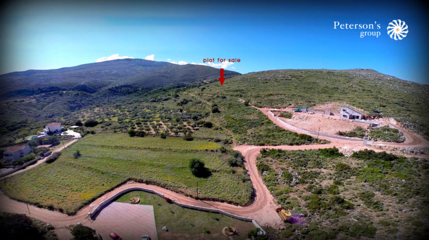 plot for sale in skala