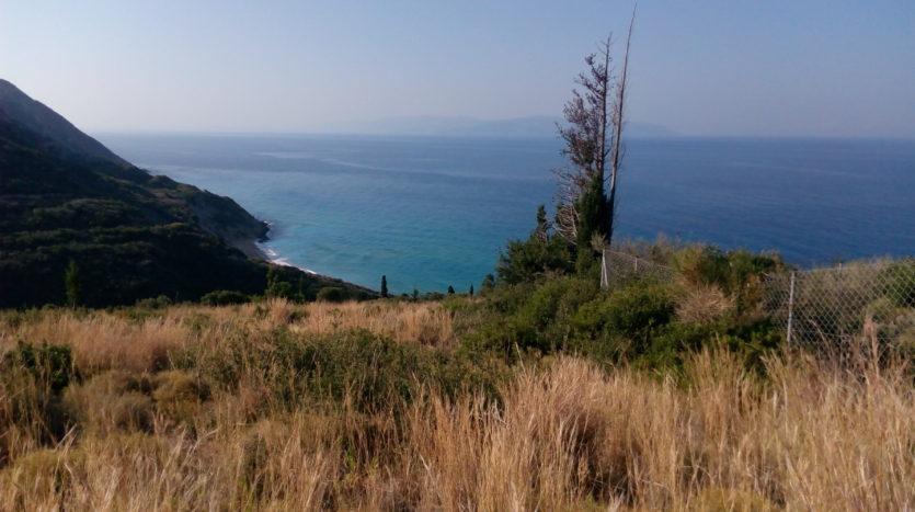 koroni Beach Kefalonia