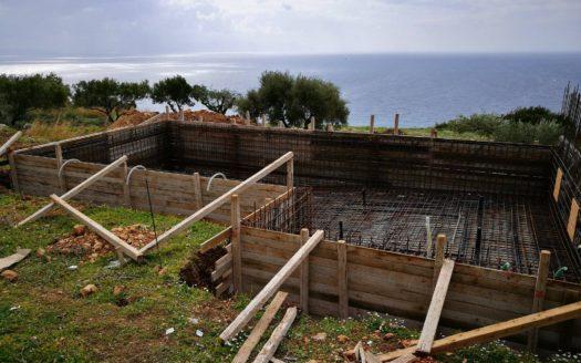 Pool construction Kefalonia