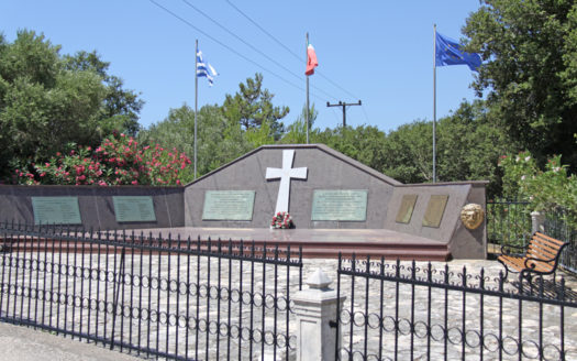 Acqui Division Memorial in Argostoli Kefalonia