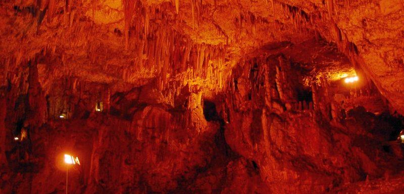 Drogarati Cave in Sami Kefalonia