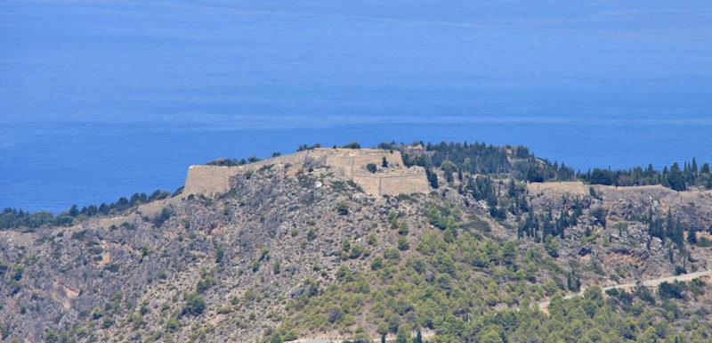Fortress of Assos Kefalonia