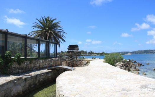 Katavothres in Argostoli