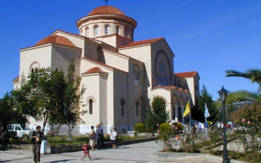 Convent of St. Gerasimos in Omala
