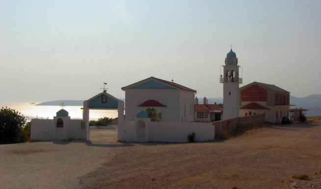 Monastery of the Virgin Mary at Sissia Kefalonia
