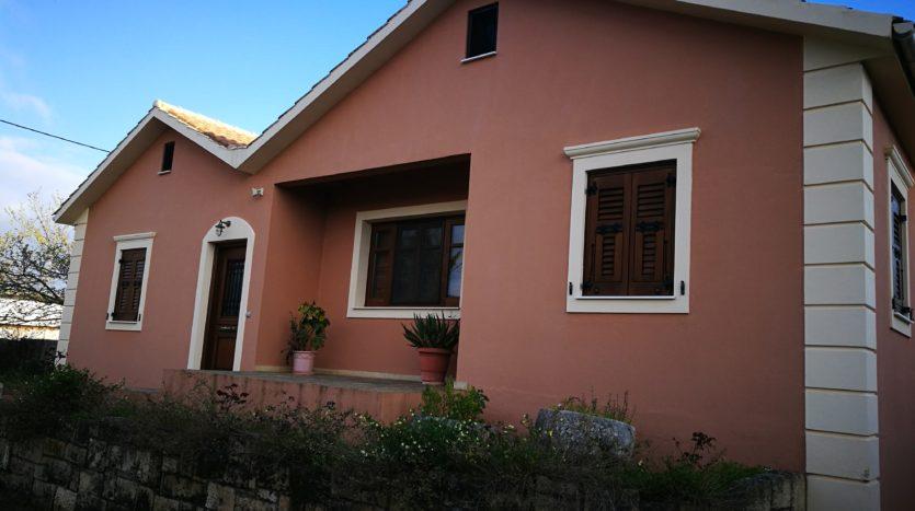 eco house Kefalonia
