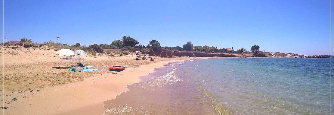 Megali Ammos beach, Kefalonia