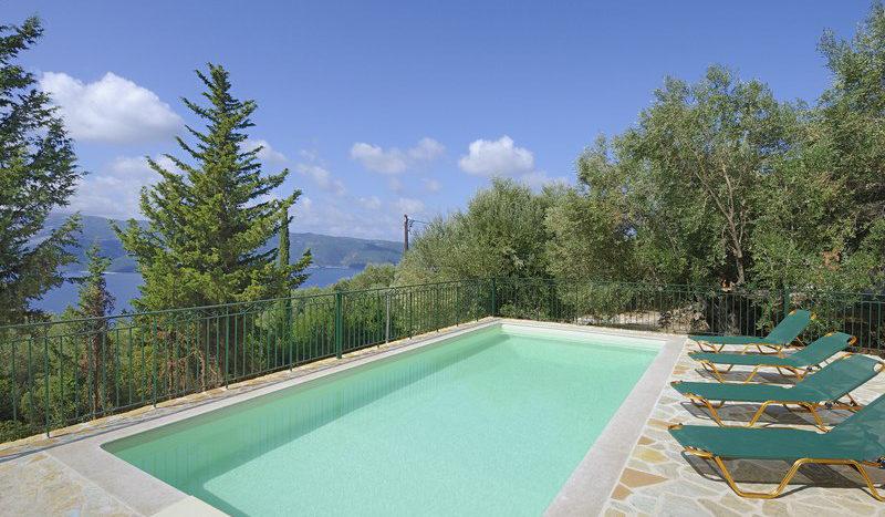 Beautiful villa for sale in Ithaca