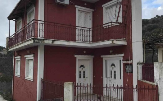 Kourouklata 100m two floor house for sale
