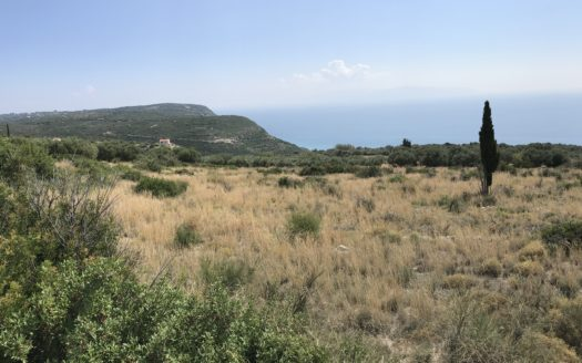 Koroni sea views plot for sale