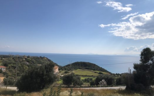 Ratzakli sea view plot for sale