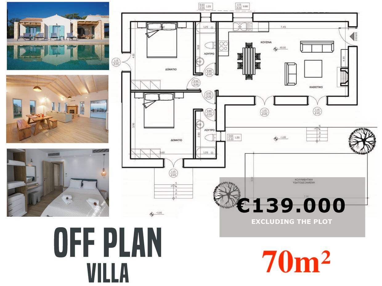 Beautiful off plan villa for sale