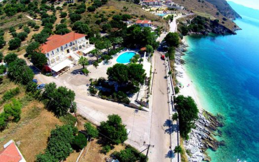Agia Efimia Sea Front Hotel for Sale