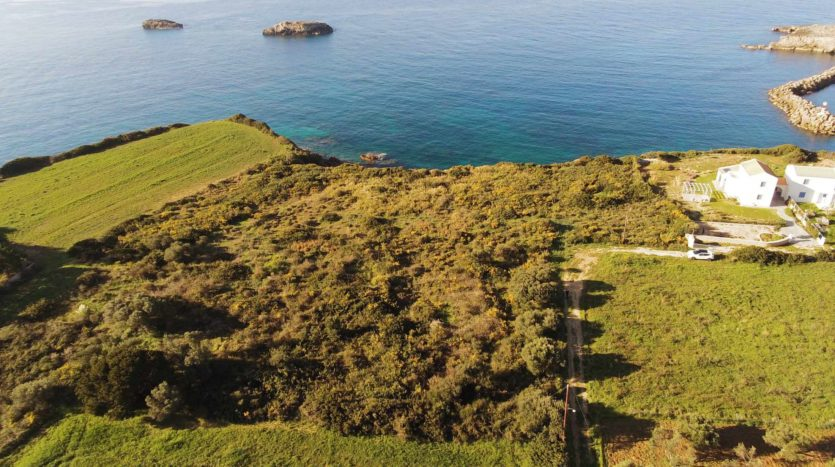 Ai Chelis Exclusive seafront plot