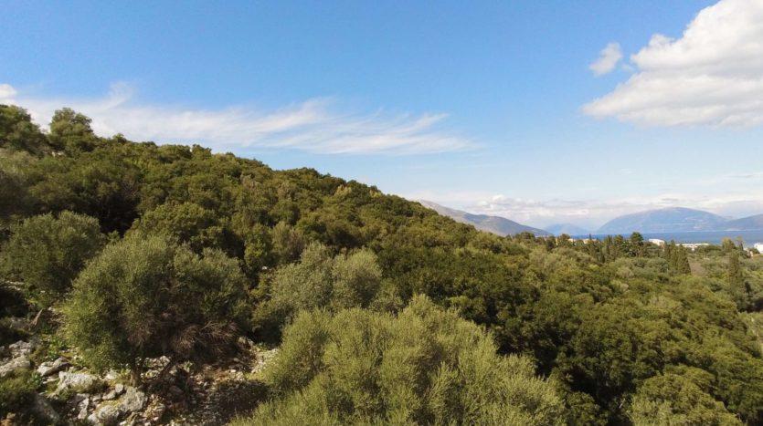 Sami panoramic sea view plot