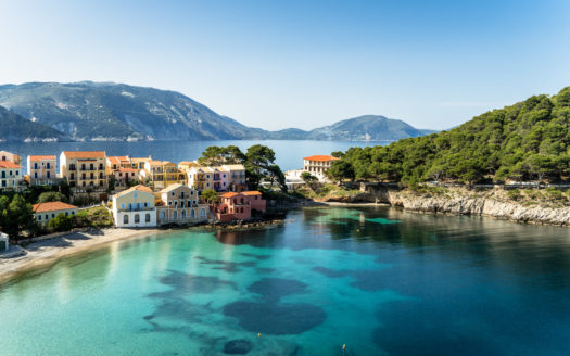 Kefalonia as a safe destination