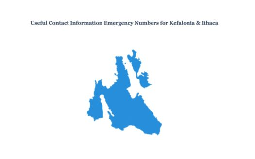 Useful Contact Information Emergency Numbers for Kefalonia & Ithaca