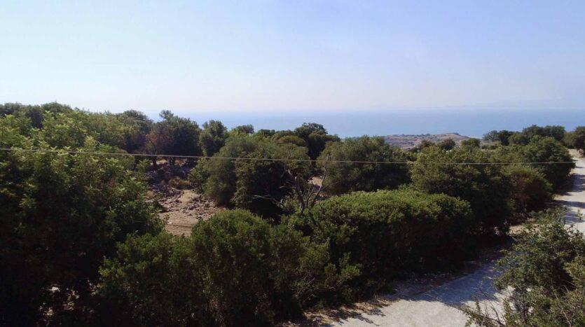 Old Skala Panteleimonas Sea View Plot