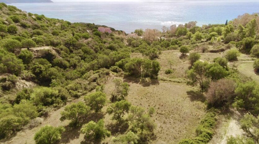 Spartia Sea View Plot For Sale By the Beach
