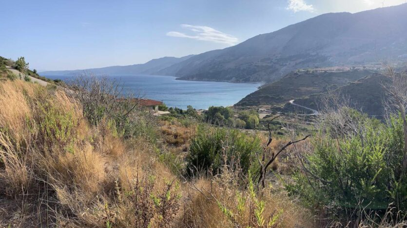 Zola panoramic sea view plot for sale