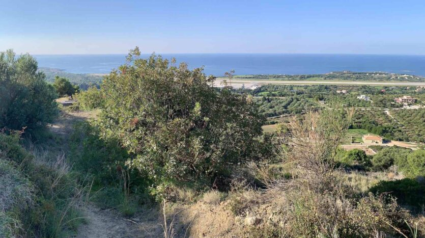 Lakithra hills breath-taking views plot for sale