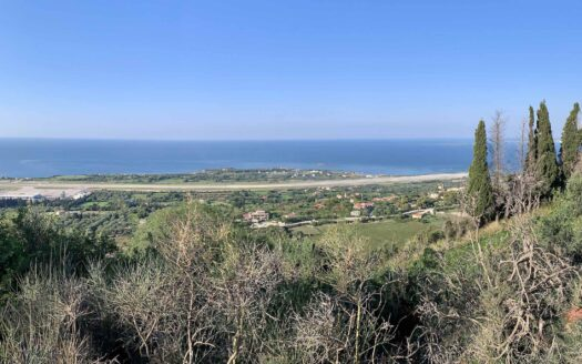Lakithra Hills Amazing Sea Views Plot