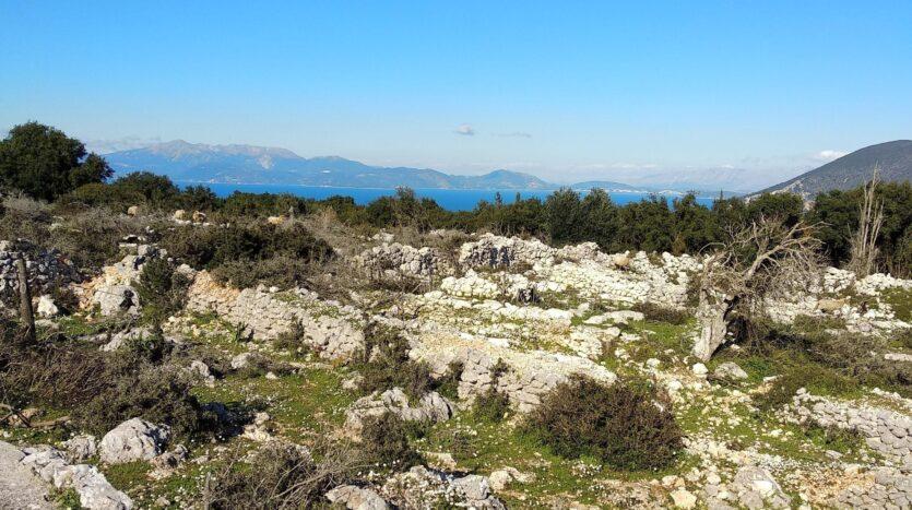 Land in Ventourata Fiskardo Kefalonia