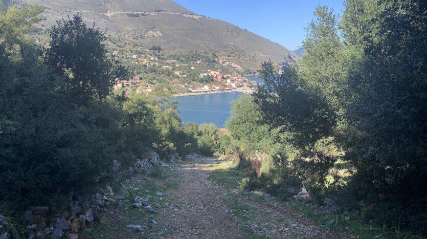 Agia Efimia Stunning Plot for sale