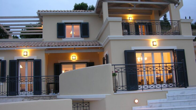 Villa in Katsarata Fiskardo Kefalonia