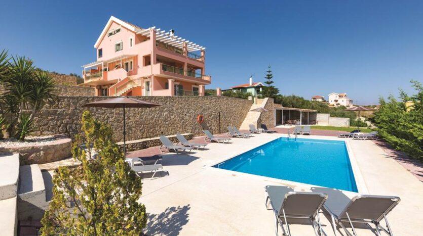 Argostoli Bay Apartment Complex for sale