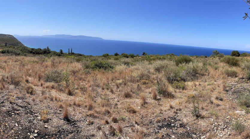 Koroni spectacular and panoramic plot